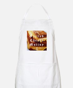 Grilled Cheese Mutiny of '08 collectors apron