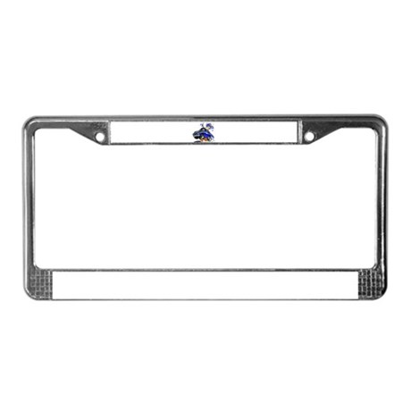 MPM License Plate Frame