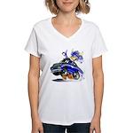 MPM Women's V-Neck T-Shirt