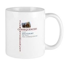 Consequences Mug