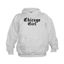 Chicago Girl Hoodie