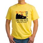 Sheriff Joe Arpaio the man we Yellow T-Shirt