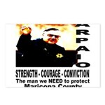 Sheriff Joe Arpaio the man we Postcards (Package o