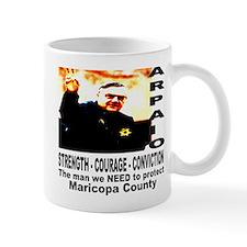 Sheriff Joe Arpaio the man we Mug