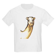 A Camel's Face T-Shirt