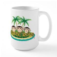 Monkey Island Ceramic Mugs