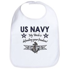 US NAVY Uncle defending Bib