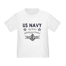 US NAVY Uncle defending T
