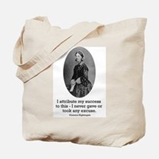 Florence Nightingale Tote Bag
