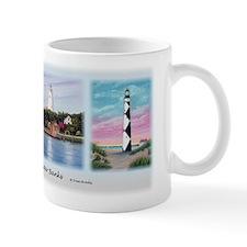 Lighthouses of the Outer Banks Mug