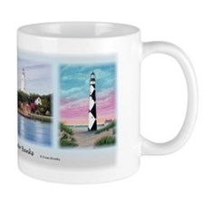 Lighthouses of the Outer Banks Mug