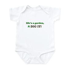 Cute Joe dirt Infant Bodysuit