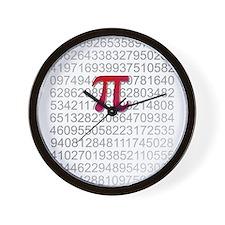 Delicious Pi Wall Clock