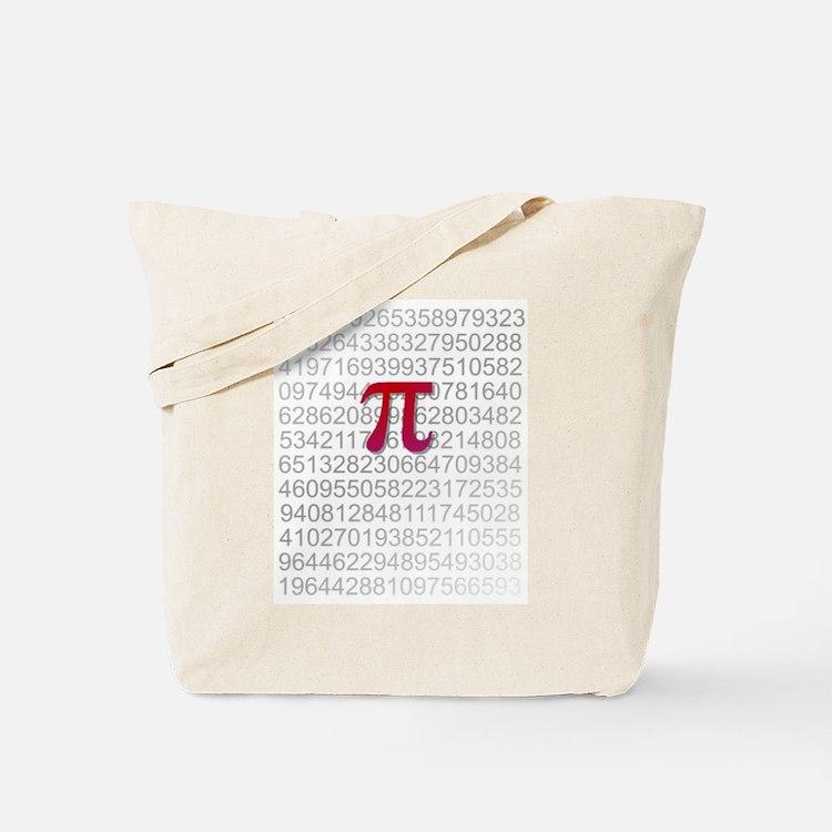 Delicious Pi Tote Bag