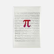 Delicious Pi Rectangle Magnet