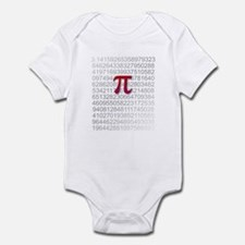 Delicious Pi Infant Bodysuit