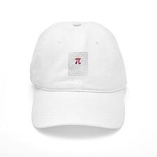 Delicious Pi Baseball Cap