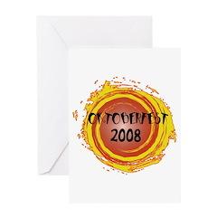 2008 Oktoberfest Greeting Card