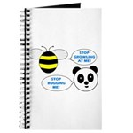 Bee & Panda Attitude/Humor Journal