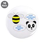 Bee & Panda Attitude/Humor 3.5