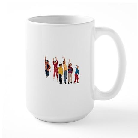 AFFP T-Shirts Large Mug