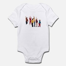 AFFP T-Shirts Infant Bodysuit