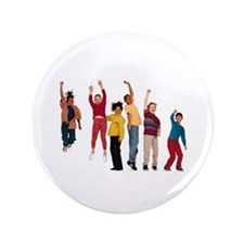 "AFFP T-Shirts 3.5"" Button (100 pack)"