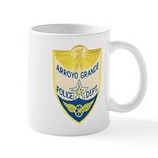 Arroyo Grande Police Mug