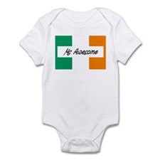 Mc Awesome Infant Bodysuit