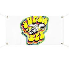 70'S Super Bee Garage Banner