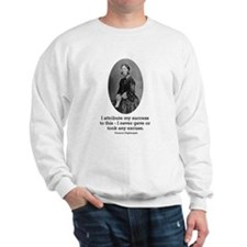 Florence Nightingale Sweatshirt