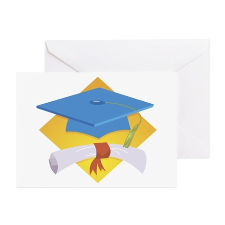 Happy Graduation Day Greeting Cards (Pk of 20)