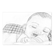 Jamers Taking A Nap Postcards (Package of 8)