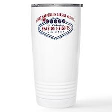 Seaside Heights NJ Travel Mug