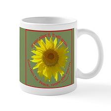Garden for Peace Mug