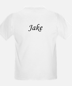 Junior Groomsman JAKE custom T-Shirt