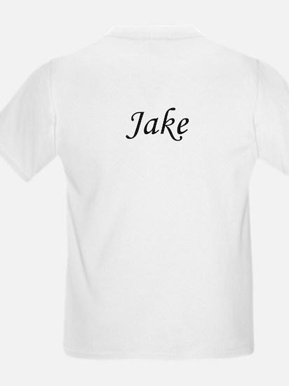 Junior Groomsman JAKE custom T-Shirt