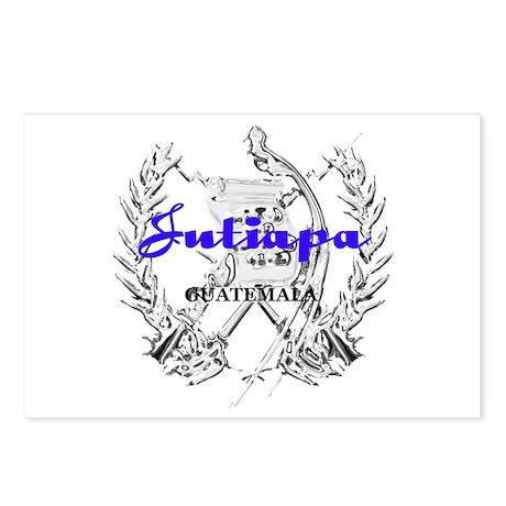 Jutiapa Postcards (Package of 8)