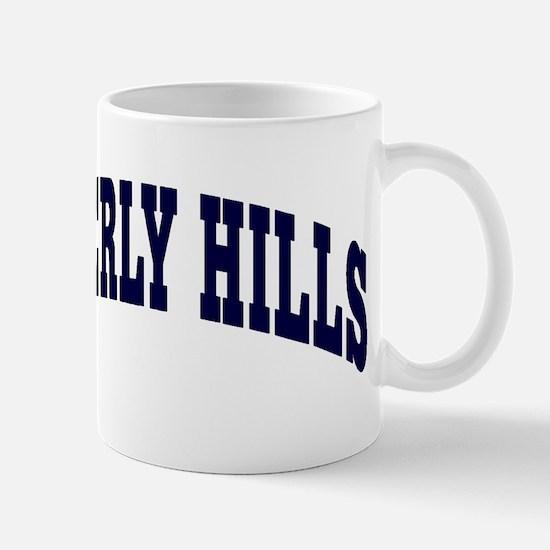 BEVERLY HOLLS Mug