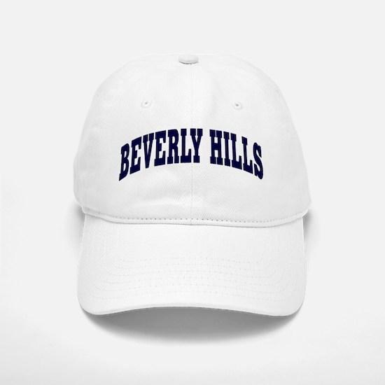 BEVERLY HOLLS Baseball Baseball Cap
