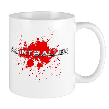 Paintball Paint Baller Mug
