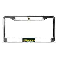 Boston Tea Party national License Plate Frame