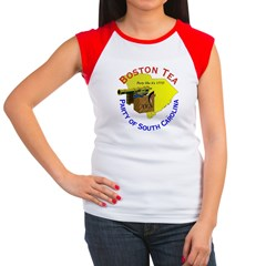 South Carolina Women's Cap Sleeve T-Shirt