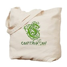 C is For Conservation Tote Bag
