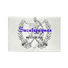 Sacatepequez Rectangle Magnet