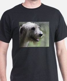 Content Irish Wolfhound T-Shirt