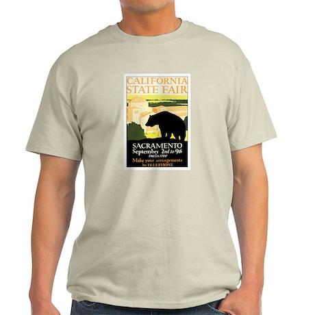 Sacramento CA State Fair Light T-Shirt