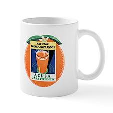 AZUSA California CA Mug