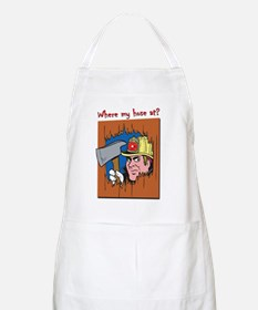 Where my hose at? BBQ Apron