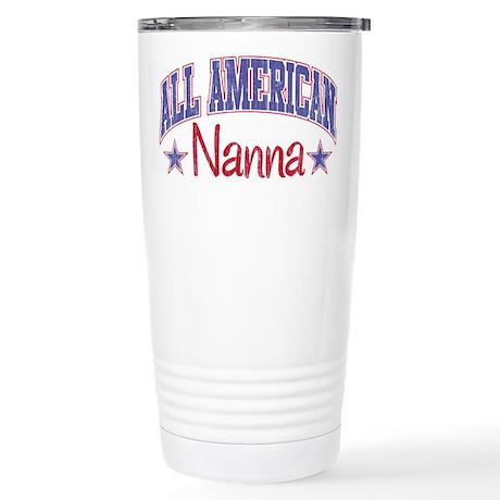 ALL AMERICAN NANNA Stainless Steel Travel Mug